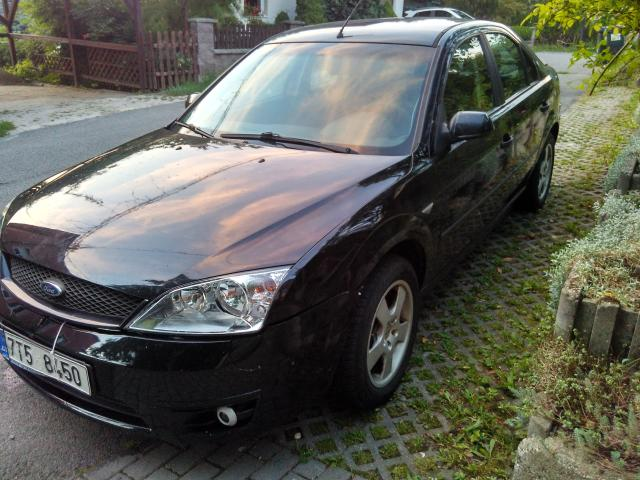 Ford Mondeo 1.8 Duratec 81kw
