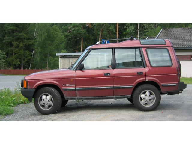 Land Rover Discovery 2,5 TDI