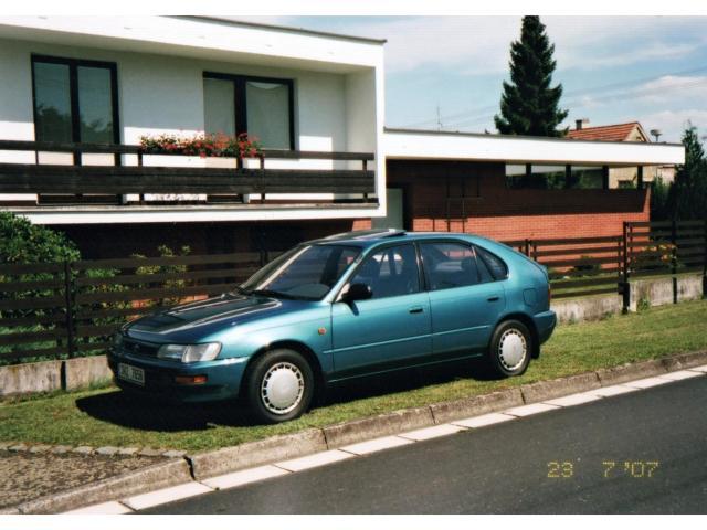 Toyota Corolla 1.4 16V  XLI