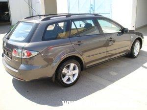 Mazda 6 Wagon 2,0 MZR-CD (Diesel) 105kW (143k) EXCLUSIVE