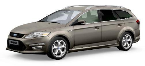 Ford Mondeo Titanium S, 2.2 TDCI, 147 kW