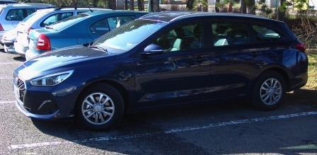 Hyundai i30 Tricolor  III