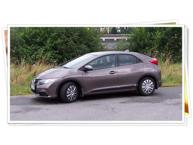 Honda Civic 2,2 iDTEC