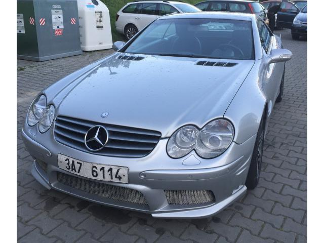 Mercedes-Benz SL 500