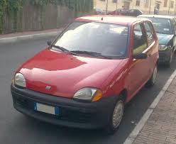 Fiat Seicento 1,1 MPI