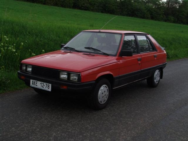 Renault R11 1,7 GTX