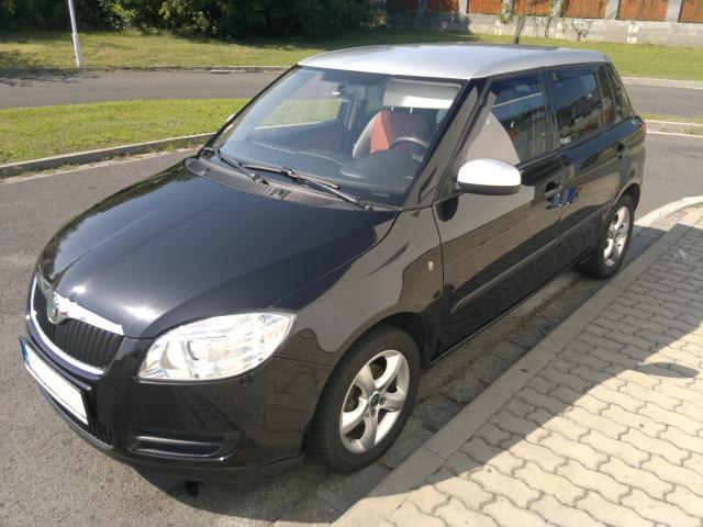 Škoda Fabia 1.4TDi 51kW