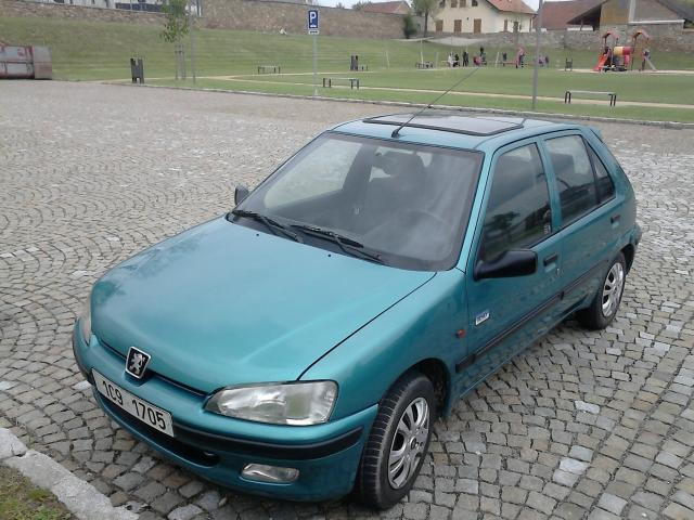 Peugeot 106 1,1