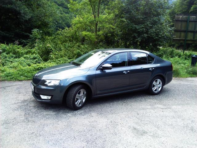 Škoda Octavia 1.6 TDI 66kW