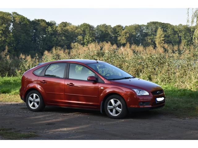 Ford Focus 1,6 74 kw