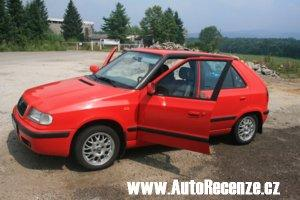 Škoda Felicia 1.6 GLX