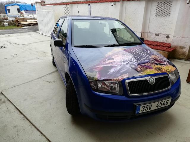 Škoda Fabia 1,9