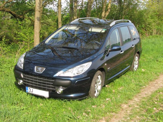 Peugeot 307 sw 1,6 hdi