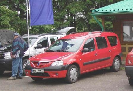 Dacia Logan MCV Laureate