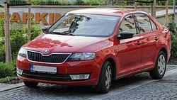 Škoda Rapid 1.2 TSI 77kW 6Q