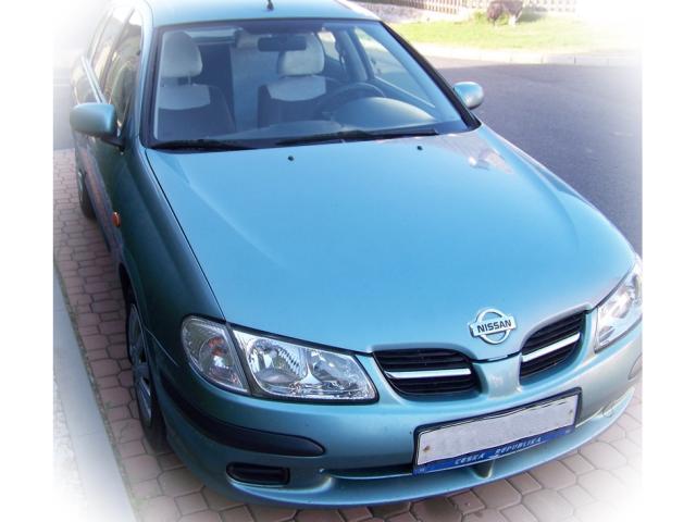 Nissan Almera 2,2 Di