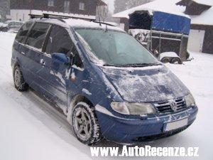 Volkswagen Sharan VR6 syncro