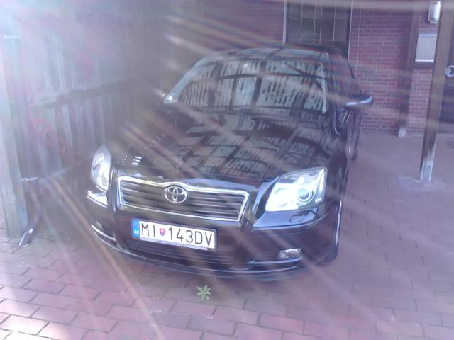 Toyota Avensis 2.2 D  110KW