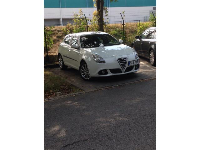 Alfa Romeo Giulietta 1,4T TCT