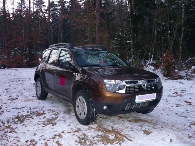 Dacia Duster Artica