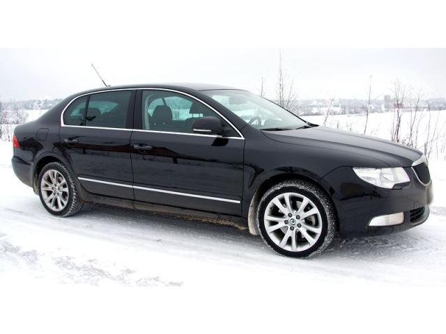 Škoda Superb Drive
