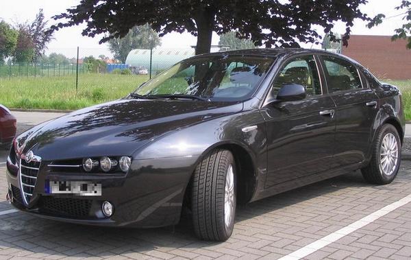 Alfa Romeo 159 2.0 JTD Distinctive