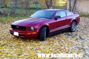 Ford Mustang Coupe V6 Premium