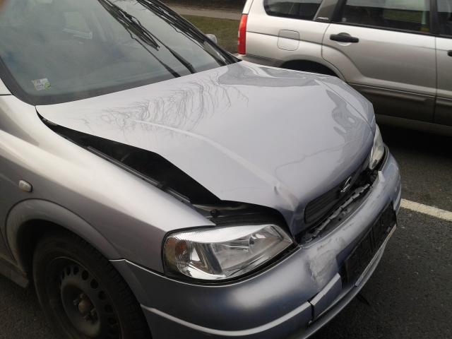 Opel Astra 1,6 16V