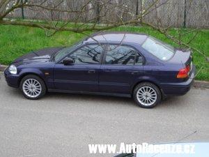 Honda Civic 1.5 LSi