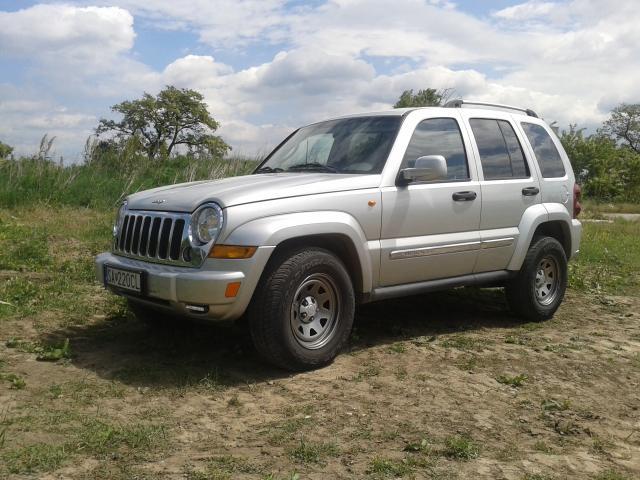 Jeep Cherokee KJ Liberty 2,8 CRD