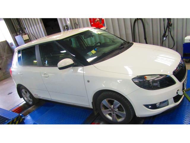 Škoda Fabia 2