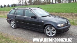 BMW 330 diesel Touring Steptronic