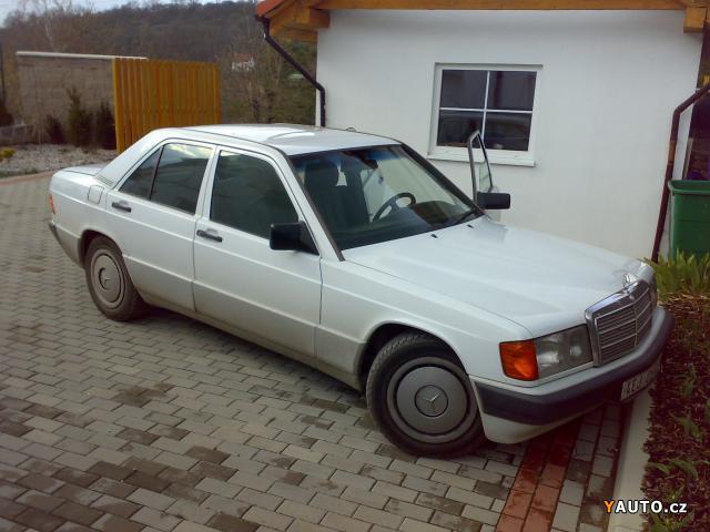 Mercedes-Benz 190 2 D