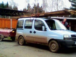 Fiat Dobló 1.3 Multijet