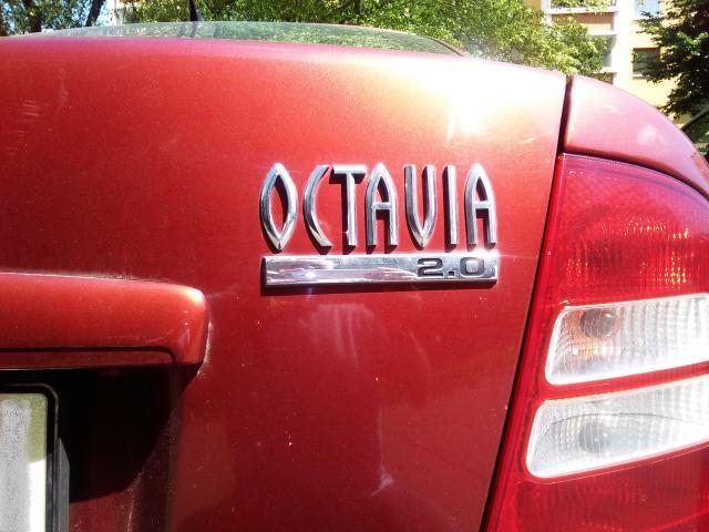 Škoda Octavia 2.0 MPi