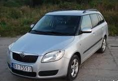 Škoda Fabia II 1,4 MPI 63 KW