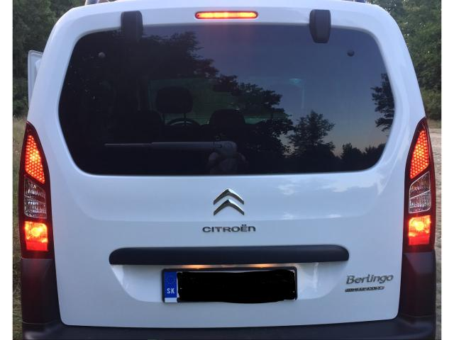 Citroën Berlingo Multispace VTi120