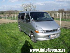 Toyota Hiace Glass Van