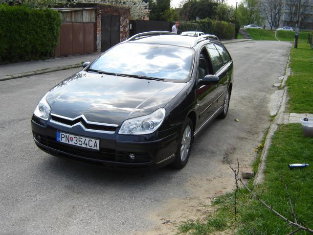 Citroën C5 2.0 HDi 100kW