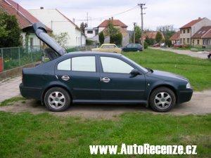 Škoda Octavia 1,6 74KW