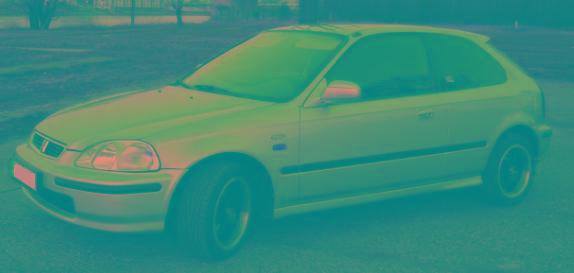 Honda Civic 1.4i S